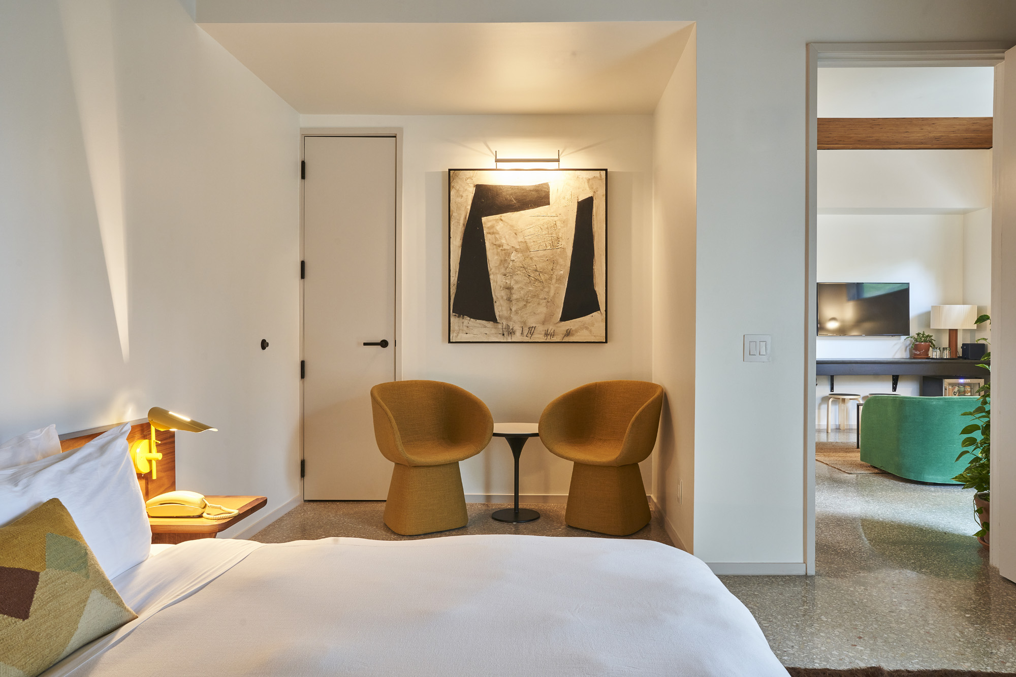 Photo of the Spring Suite ADA
