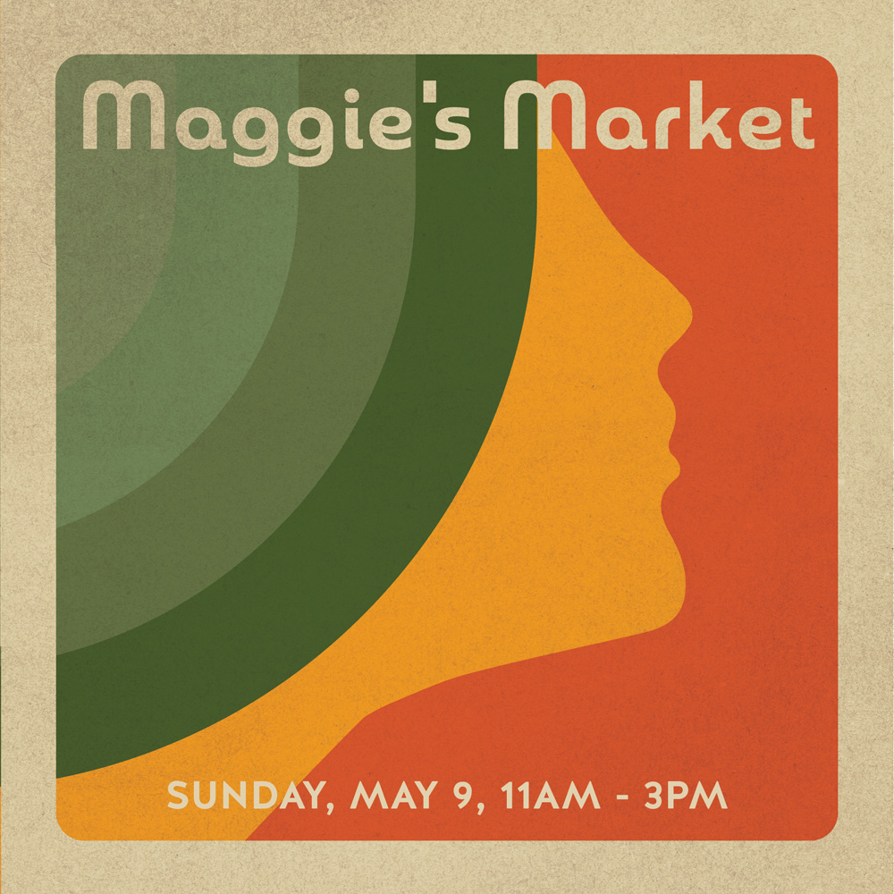 Poster for Maggie's Market